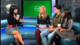 getlinkyoutube.com-Olivia Scriven, Ricardo Hoyos, and Melinda Shankar on NML - March 15, 2013