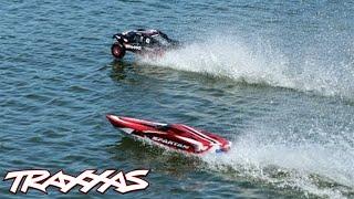 getlinkyoutube.com-Slash Hydroplane vs. Spartan: Who Wins?