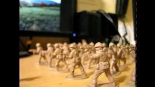 getlinkyoutube.com-Plastic Army Men: The Battle of Little Desktop