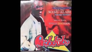 WASIU ALABI PASUMA'S HIT ALBUM OROBOKIBO (1995) COMPLETE ALBUM