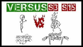 getlinkyoutube.com-VERSUS - Speed racer vs Ghost Rider