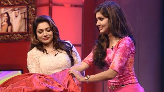 getlinkyoutube.com-Onnum Onnum Moonu | Ep 136 - with Gayathri & Aparna | Mazhavil Manorama