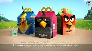getlinkyoutube.com-Best of Happy Meal Commercials 2016 Mclanche Feliz