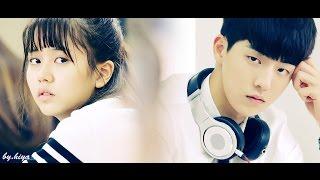 getlinkyoutube.com-Who are you - School 2015 MV/OST(Younha Pray/윤하 기도)Yian x Eunbi