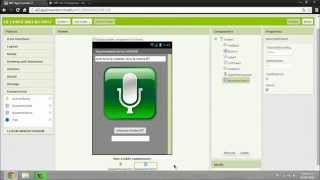 getlinkyoutube.com-Cómo controlar arduino mediante voz (TUTORIAL) - Parte 1 (ANDROID - CREACIÓN DE LA APLICACIÓN)