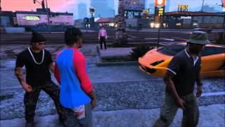 getlinkyoutube.com-GTA Online: Life in the Hood Pt.  1