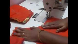 getlinkyoutube.com-Blouse Stitching Step by Step English