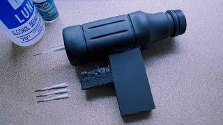 getlinkyoutube.com-Pistola casera facil de hacer