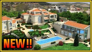 getlinkyoutube.com-GTA 5 DLC $500,000,000 SPENDING SPREE! MANSIONS, YACHTS! (GTA 5 EXECUTIVES & OTHER CRIMINALS)