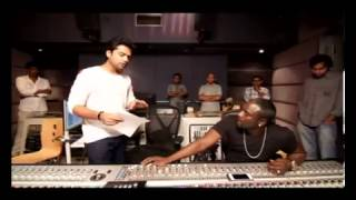 getlinkyoutube.com-STR and AKON - Making of Love Anthem for World Peace