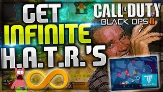 """How To: """"Get UNLIMITED H.A.T.R. Scorestreak!"""" - Black Ops 3 ★ (BO3: Multiplayer Tips and Tricks)"""