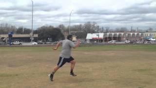 Fat Guy 40-Yard Dash