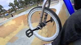 getlinkyoutube.com-Drift Trikes in a Skate Bowl - SlideMelbourne