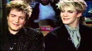 getlinkyoutube.com-Duran Duran at MuchMusic November 1986 Part 1