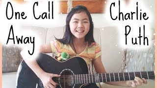 getlinkyoutube.com-One Call Away ~ Charlie Puth ~ Fingerstyle Guitar Cover by Lanvy