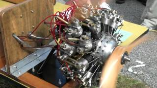 18 Cylinder Radial