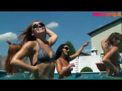 Shaggy ft. Pitbull - Fired Up - Summer Zumba choreography by Lucia Meresova