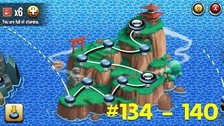 getlinkyoutube.com-Monster Legends - Adventure Map 134 - 140 + Draza Level 100