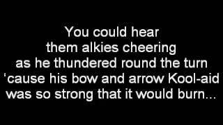 Hershel's hemi half ton with lyrics