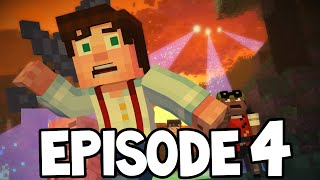 "getlinkyoutube.com-Minecraft Story Mode - EPISODE 4 Predictions! ""A Block and a Hard Place"""