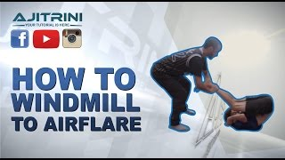 getlinkyoutube.com-How to windmill to Airflare / Aji Trini / Samir Twam