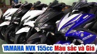 getlinkyoutube.com-Yamaha NVX 155cc ▶ Tổng hợp Màu sắc và Giá xe
