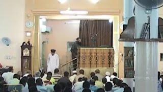 getlinkyoutube.com-أذان القارئ رعد محمد الكردي ومقدمة خطبة الشيخ رمضان شكور(رحمه الله) بتاریخ ٢٠ -٥-٢٠١١