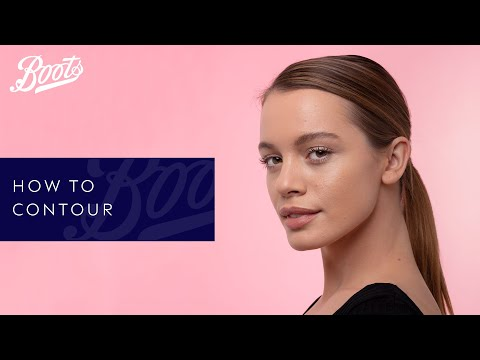 Make-up tutorial | How to contour | Boots UK