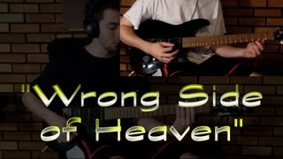 Five Finger Death Punch - Wrong Side of Heaven (Guitar Cover)