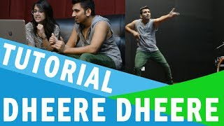 getlinkyoutube.com-Dheere Dheere-Honey Singh- Dance Tutorial-Imon Kalyan