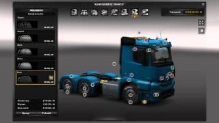 getlinkyoutube.com-[ETS2]Euro Truck Simulator 2 Mercedes Benz Antos Part II