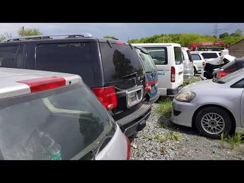 Япония-Трейд - редкая Toyota Altezza Gita и Navigator