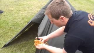 getlinkyoutube.com-How to set up your DD 3mx3m Tarp like a Tent