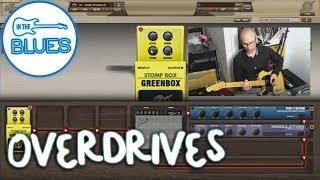getlinkyoutube.com-Fender Mustang (V2) III, IV, & V Overdrives, Distortions, Compressor Models