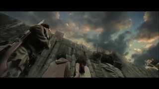 getlinkyoutube.com-Segundo trailer de Shingeki no Kyojin Live Action HD