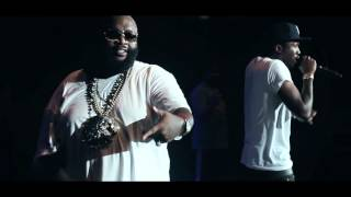 Rick Ross - Finals (live @ Ciaa) (ft. Meek Mill)