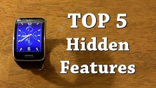 getlinkyoutube.com-Top 5 Hidden Features on the Samsung Gear S!