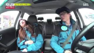 getlinkyoutube.com-EXID Funny Clip #15- Hani Falls Asleep