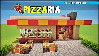 getlinkyoutube.com-Tutoriais Minecraft: Como Construir uma Pizzaria (Parte 1)
