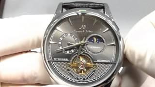 getlinkyoutube.com-รีวิวนาฬิกาออโต้เมติก ยี้ห้อ Kronen & Söhne รุ่น ks228
