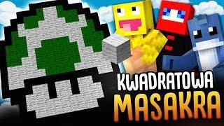 getlinkyoutube.com-KWADRATOWA MASAKRA: Najbrzydszy grzybek świata?! w/ IROLL, Kiślu (odc. 2)