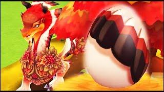 getlinkyoutube.com-How to breed Limited Bountiful Dragon, Thanksgiving | DragonVale World