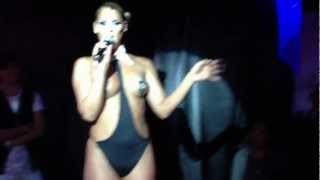 getlinkyoutube.com-Carmen Carrera Live at El Maguey Bar & Lounge Laredo TX