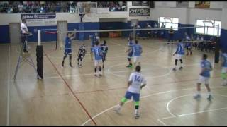 Papiro Volley. Retrocessione amara