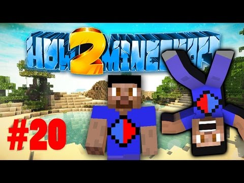 Minecraft SMP HOW TO MINECRAFT S2 #20 'BASE JUMPING TOURNAMENT!' with Vikkstar