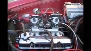 getlinkyoutube.com-My new tuned B20 Volvo Amazon Engine.flv