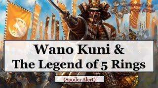 getlinkyoutube.com-One Piece Theory (+845) : Wano Kuni & The Legend of 5 Rings