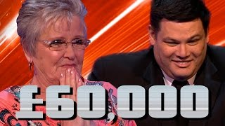 The Beast Crumbles in Huge £60,000 Final Chase Win! | The Chase