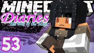 getlinkyoutube.com-The Lady of Snow | Minecraft Diaries [S2: Ep.53 Minecraft Roleplay]