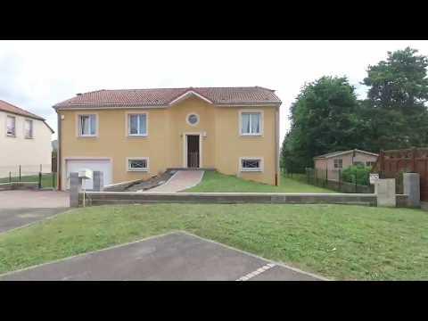 Maison individuelle F6 à CATTENOM avec 4 chambres